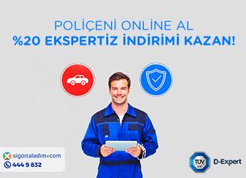 Online Poliçeniz D-Expert İndirimiyle Bir Tık Uzağınızda!